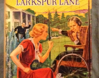 Nancy Drew - The Password to Larkspur Lane by Carolyn Keene (Stratemeyer Syndicate - Mildred Wirt)