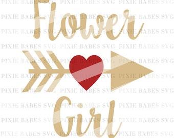 Flower Girl SVG, Petal Patrol SVG, Wedding svg, DIY Wedding svg, Wedding Clip art, cuttables, Bridal svg, Cricut, Silhouette, Cutting Files