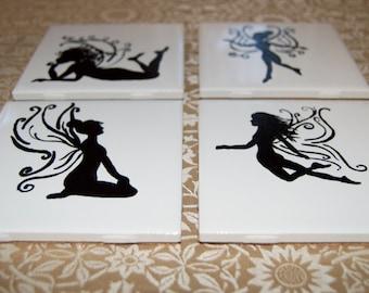 Fairy Coasters