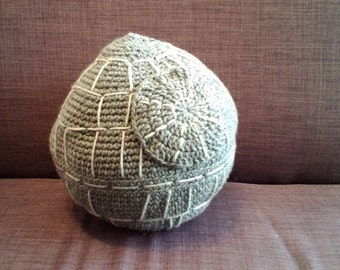 Death Star Pillow