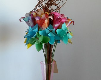 Origami Arrangement