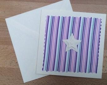 Stars & Stripes Card