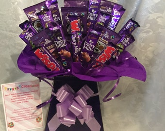 Cadbury chocolate large bouquet