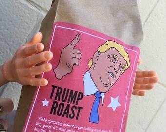 Trump Roast Coffee