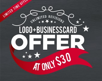 Logo Design, company logo, graphic design logo, business logo, ooak logo, logo, Water Colour Logo, Handdrawn logo, Vitange Logo, Bold Logo