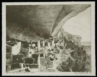 Mary Elizabeth Burwell - Palace Cliff Internal