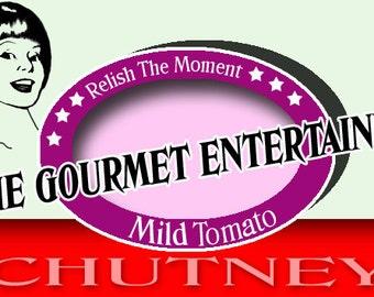 Mild Tomato Chutney