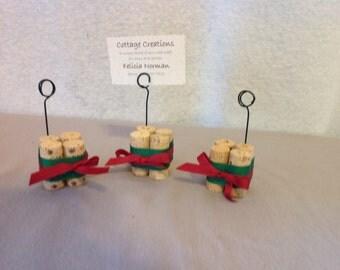 Cork holders