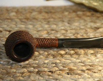 Vintage GBD Rustique 357 Tomato Style Tobacco Smoking Pipe-Made in France-Estate Mint-Rare-Collectible