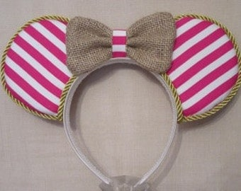 Dapper Dan Disney Inspired Ears