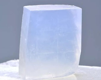 3 KG Crystal Clear / Melt and pour soap base