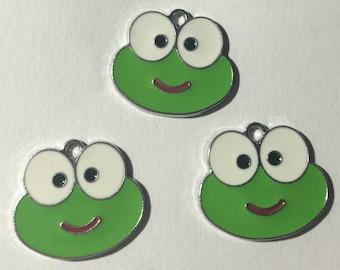 Frog Charms