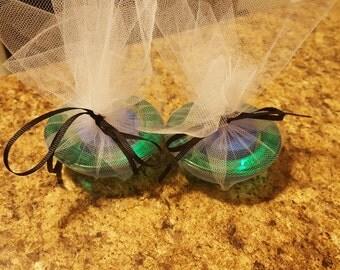 Scented soy tea lights