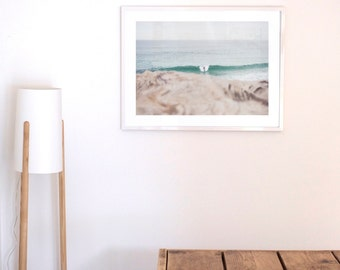 Surfer – Framed photographic print, size 60x80cm