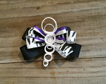 Custom Butterfly Bow