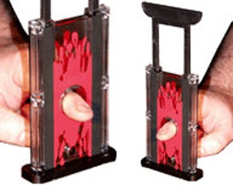 GUILLOTINE for FINGER-magic tricks and magic