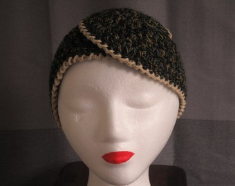 Crochet Head Band & Ear Warmer