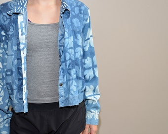Vintage Jean Jacket from the 1970s