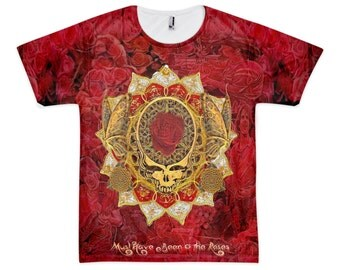 Must have beeen the roses (All over print) Limited Edition Tshirt