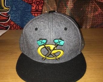 Grassroots california chicago blunthawks hat