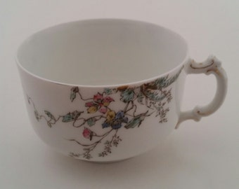 Haviland and Co Limoges China Tea Cup/H&C L France/Haviland and Co Limoges/Haviland Tea Cup/Vintage Tea Cup/Limoges Tea Cup/Made in France