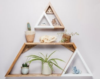 Triangle Modular Shelf