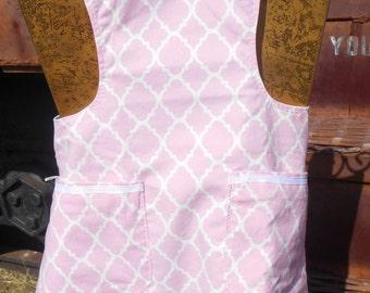 Pink Child's Apron
