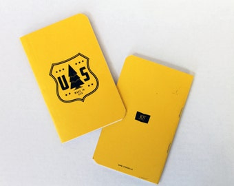 JOT. Books -- Made In U.S.A. Pocket Notebook -- Series 2, (pack of 3)