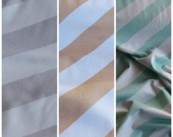 Diagonale striper, 4 farger