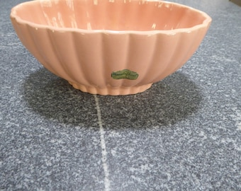 Vintage Haeger USA Planter Salmon/Pink - Clearance Sale