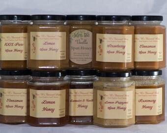 Seven jars of honey + free shipping!