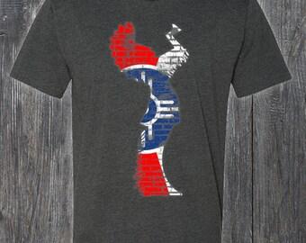 Wichita Flag Tee Shirts
