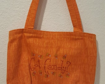 Childrens Trick or Treat Tote