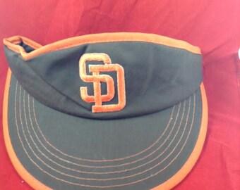 San Diego Padres visor