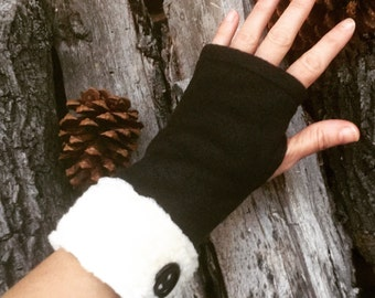 Date Night Glove Fingerless Glove