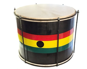 Nyabinghi drum 'Thunder'