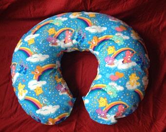 SALE! Care Bears Nursing Pillow Cover - Fits Boppy Brand