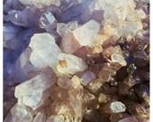 Crystal - Quartz - Gem - Jewel - Fine Art Photograph - Nature Photography - Autumn - Nature Photograph - Bock - Crystal Magic - Light - Art