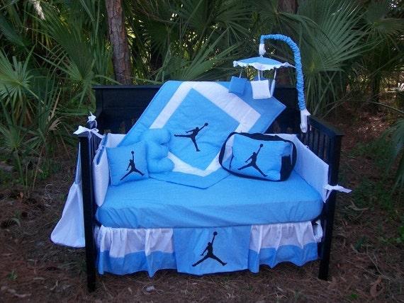 Michael Jordan Crib Bedding Set