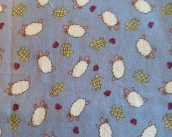 Marcus Bros Lambs Flannel Fabric