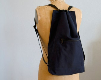 ABLE Tote/Backpack - Midnight