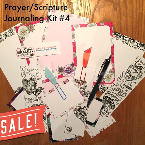 War Room Prayer Card Kit