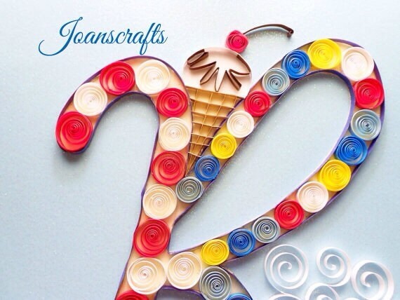 Quilling, Lego's, Boy's initial R, Train