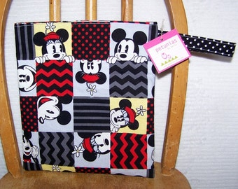 Reusable X-Large Snack Bag OOAK - pouch adults kids Disney eco friendly by PETUNIAS