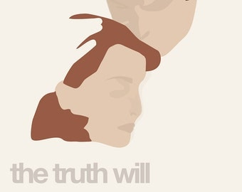 PRINTABLE The X-Files Truths: Memento Mori (Color)