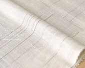 Nani Iro Kokka Japanese Fabric bed grass cozy nep double gauze - C - 50cm