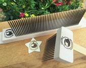 Kit Double Row Hackle and One Double Row Comb