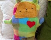 Lulu ~ The Bear Bummlie ~ Stuffingless Dog Toy
