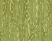 CLEARANCE 1.25 Yards Joel Dewberry Aviary 2 Woodgrain in Dill Fabric