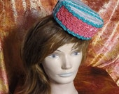 Cigarette Girl Hat